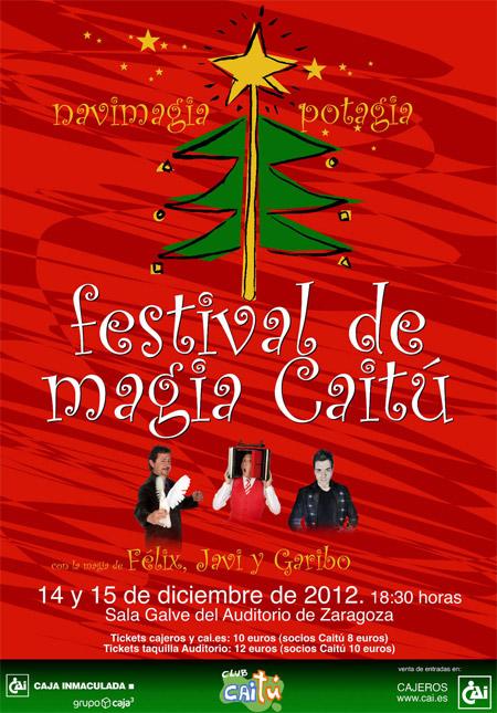 Festival de Magia y Navidad