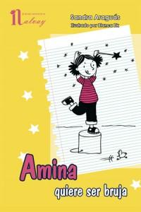 Amina quiere ser bruja