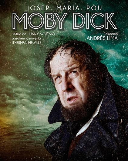 moby dick en el teatro