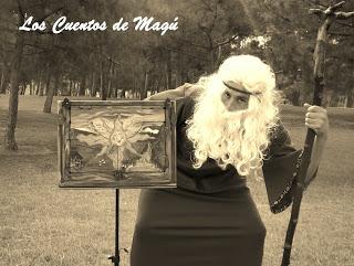 Los cuentos de Magú