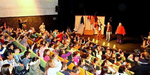 teatro arbole