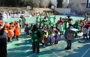 Carnaval Lycée Moliére