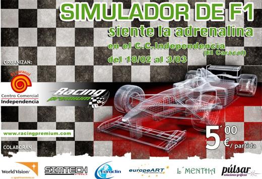 Simuladores F1