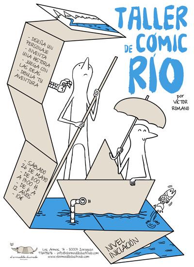 comic rio