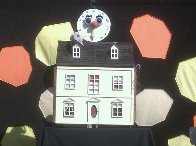 La casa Cuentera