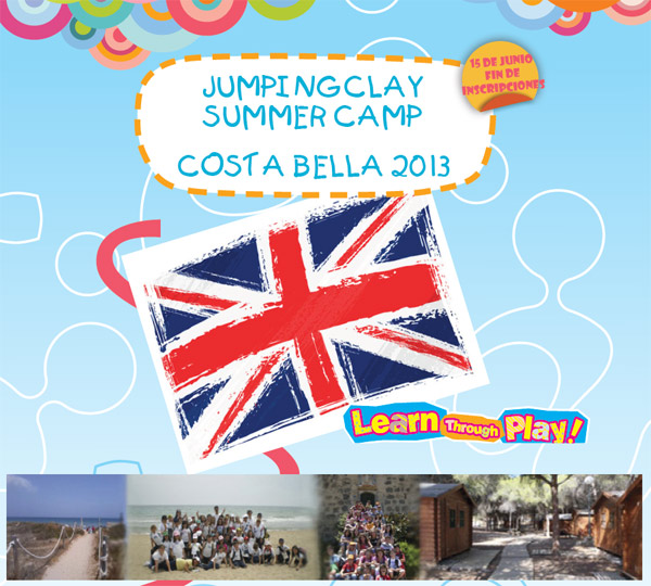 JumpingClay Summer Camp