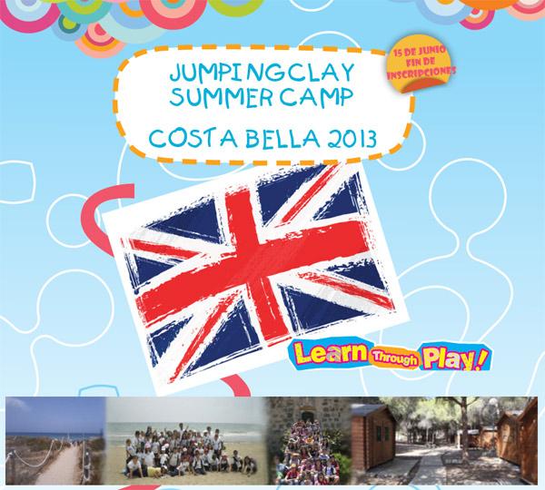 JumpingClay Summer Camp