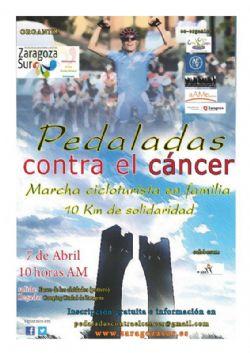 pedaladas contra el cáncer