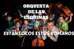 Orquesta esquinas
