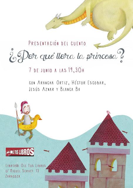 Por qué llora la princesa