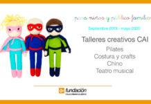 talleres creativos