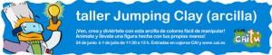 Taller de Jumping Clay