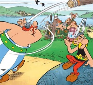 Asterix y los Pictos