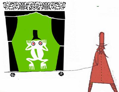 """El Parque de las Marionetas es uno de los escenario """"magicos"""" de las Fiestas del Pilar"""