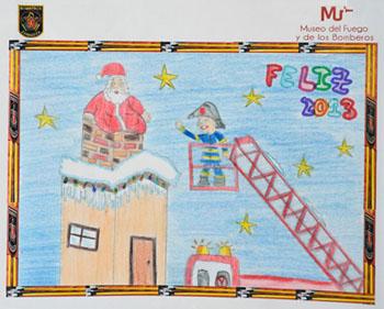 Navidad en el Museo del Fuego