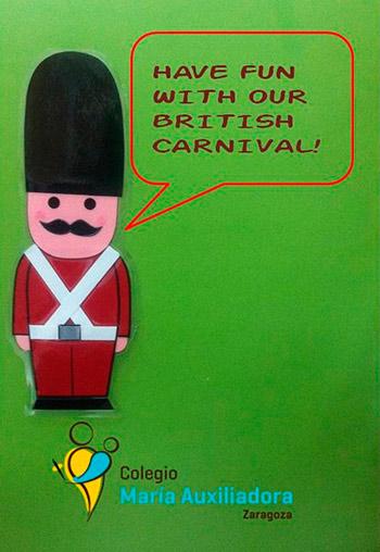 British Carnival Colegio María Auxiliadora