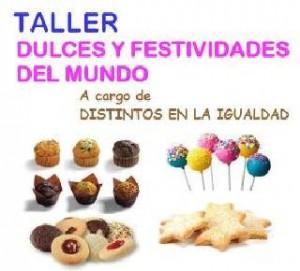 Taller dulces y festividades del mundo
