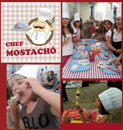 chef mostacho