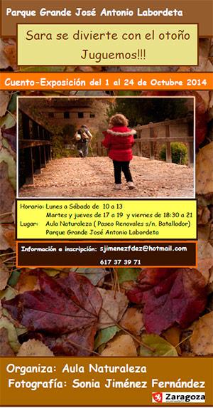cuento y exposicion sobre el otoño