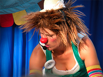este circo no es normal