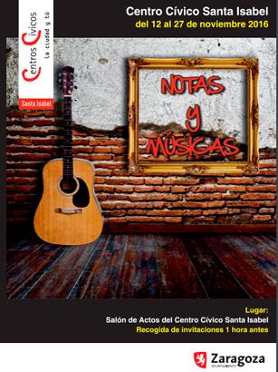 notas y musicas