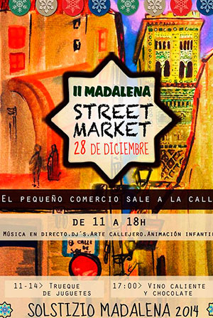madalena Street Market