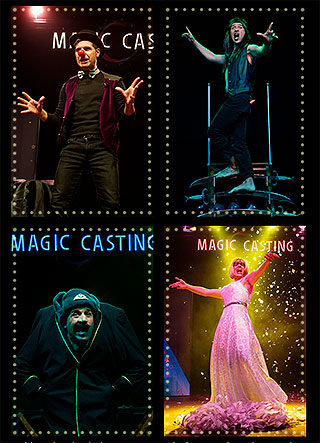 magic casting