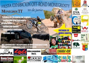 offroad monegros