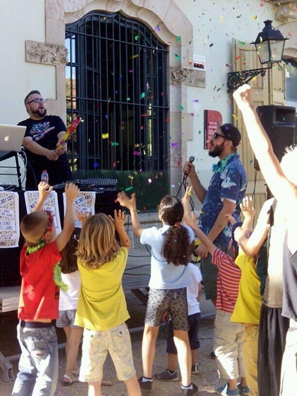 Talleres actividades infantiles en magma festival con - Talleres zaragoza ...