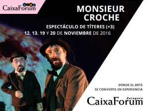 monsieur-croche en caixaforum