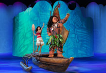 moana vaiana en disney on ice