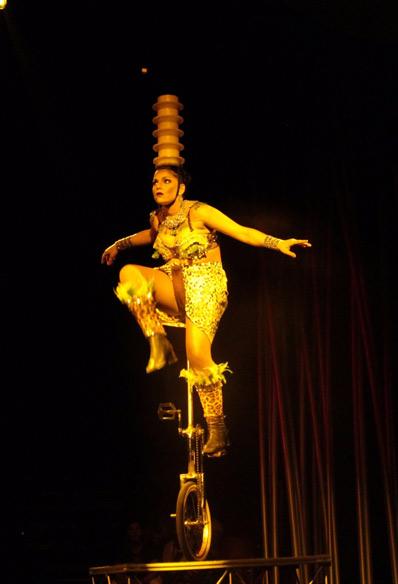 circo en el Pilar