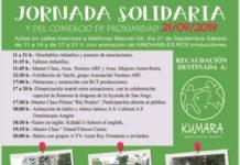jornada solidaria en el actur