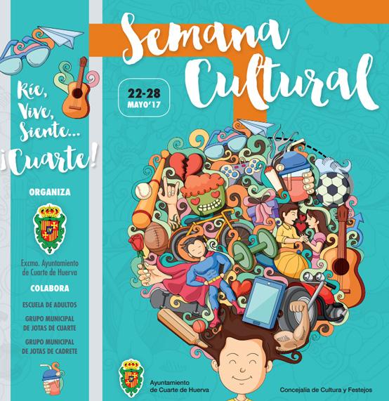 Fechas especiales] Semana cultural Cuarte de Huerva - Con peques en ...