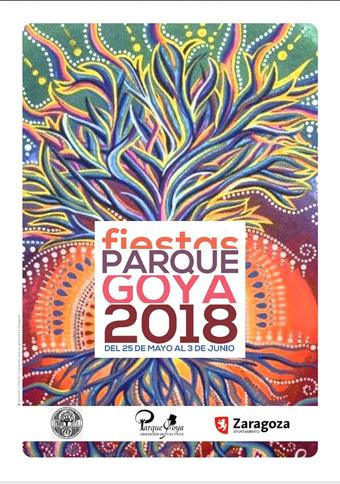 fiestas Parque Goya