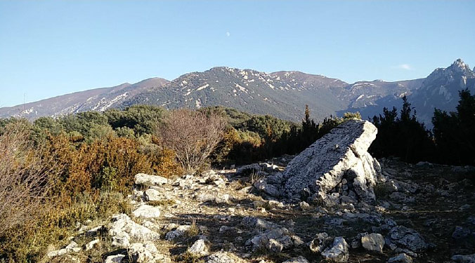 dolmen de belsué