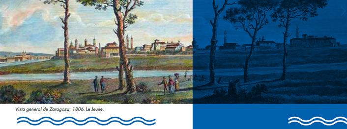 exposición sobre el Ebro