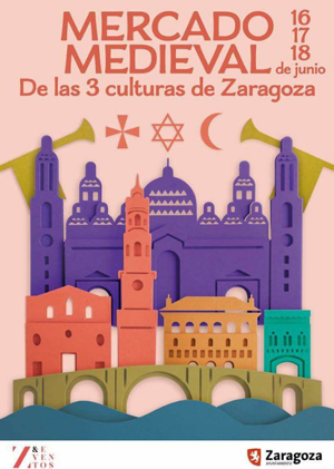 mercado medieval zaragoza