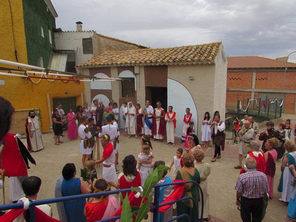 feria romana almonacid