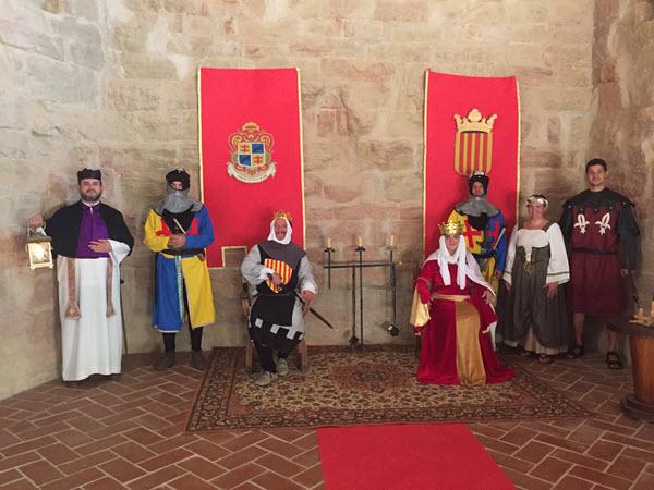 Recreación de la Herencia Histórica del Señorío de la Vila de Biel