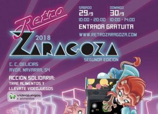 retro Zaragoza 2018