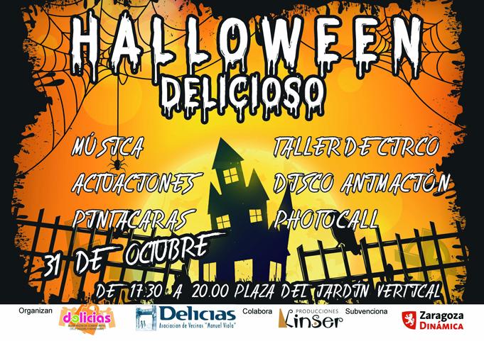 halloween Delicias