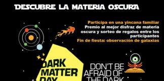 dia de la materia oscura
