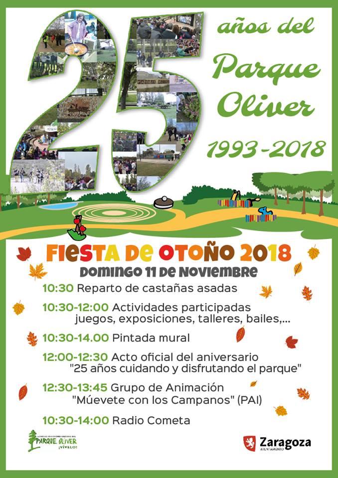 25 aniversario Oliver