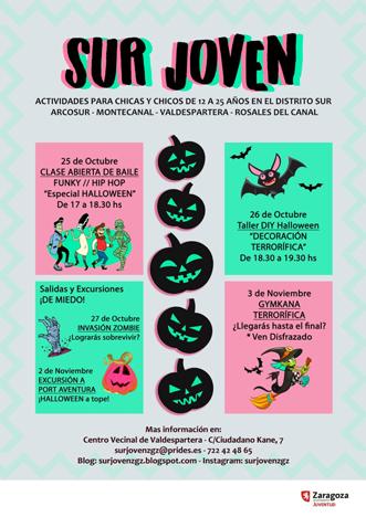 halloween valdespartera