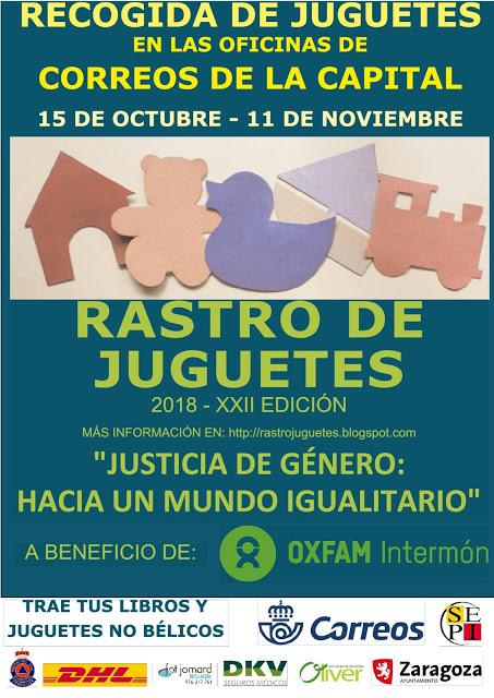 RASTRO DE JUGUETES