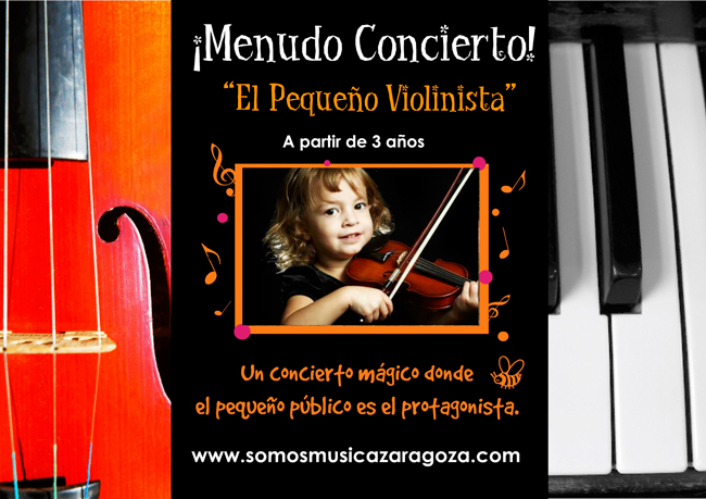 concierto para niños