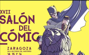 cartel salon del comic 2018