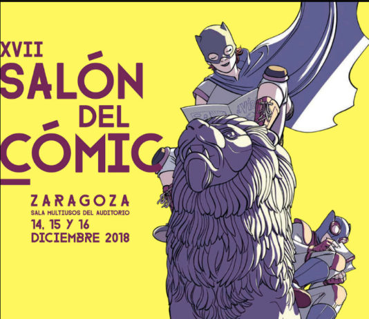 cartel salon del comic 2018