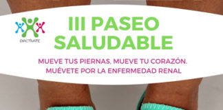 paseo saludable